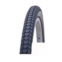 BC-T-022- Tyres Nylon 26x2x1-3-4 Black