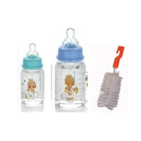 BP-B-003- Baby Btl Brush Set 3pc BB0009