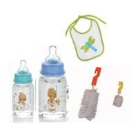 BP-B-004- Baby Btl Brush Set 5pc  BB0014