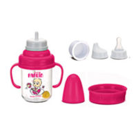 BP-C-001- 5 in 1 Baby Feeding Cup Set B0028