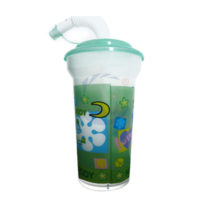 BP-C-005- Baby Feeding Cup Set with Handle BB0030