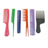 CB-C-012- Family Comb Set 6pc 005001
