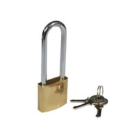 double-link-long-shackle-brass-padlocks