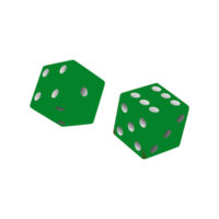 gt-d-007-game-dice-16mm-green